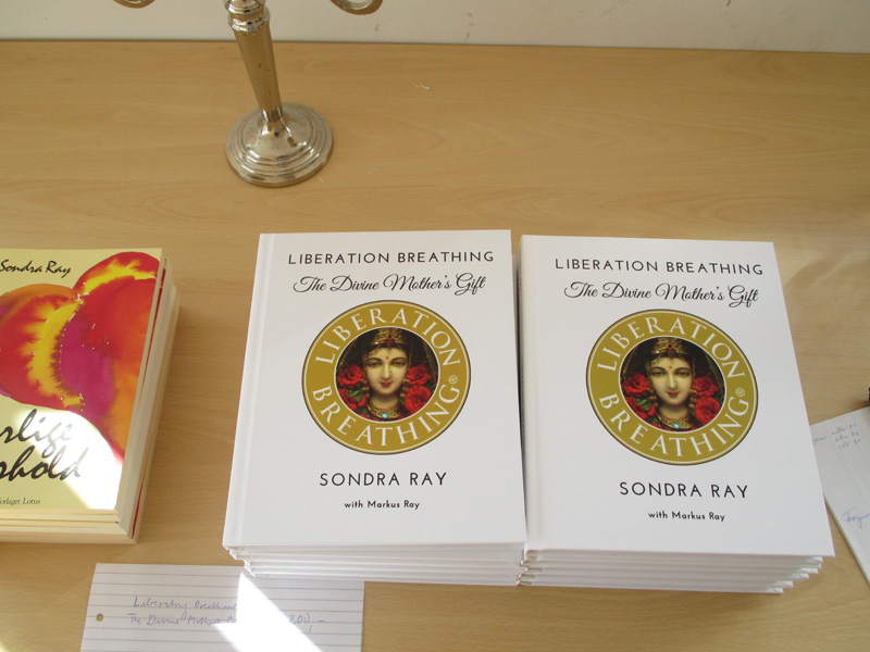 Liberation Breathing, The Divine Mother's Gift, by Sondra Ray with Markus Ray
